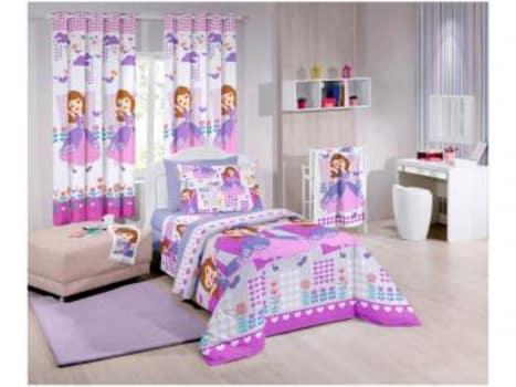 8bacbc6c7c Jogo de Cama Lençol Infantil Santista - Disney Light Friends 3 Peças -  Magazine Ofertaesperta