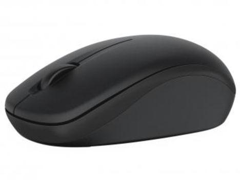 Mouse Sem Fio Óptico 1000dpi Dell - WM126