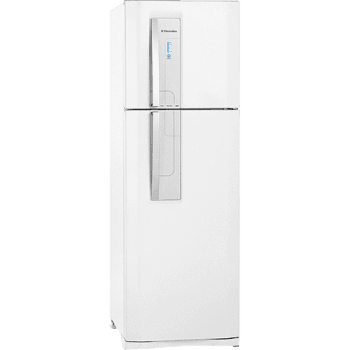 Geladeira Electrolux DF42 Frost Free Duplex 382 Litros Painel Blue Touch