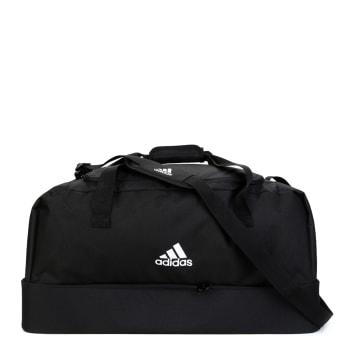 Mala Adidas Tiro Grande - Preto e Branco
