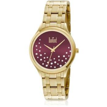 66bc109d920 Relógio Feminino DU2036LST4N Dumont em Promoção no Oferta Esperta