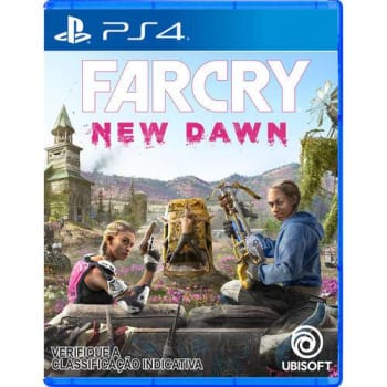 Game Far Cry New Dawn - PS4