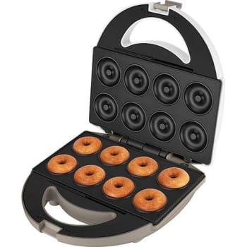 Aparelho de Donuts Cadence para 8 Donuts Branca - 750W