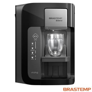 Máquina de Bebidas Brastemp B.blend Preta - BPJ38AE