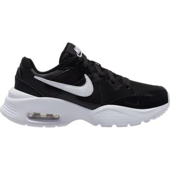 Tênis Nike Air Max Fusion Feminino - Preto e Branco
