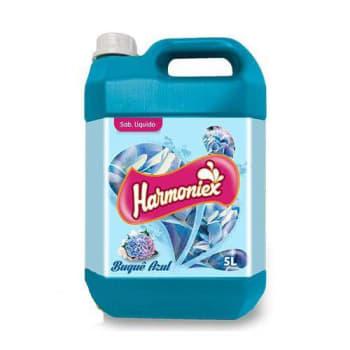 Sabonete Líquido Buquê Azul Harmoniex 5 Litros