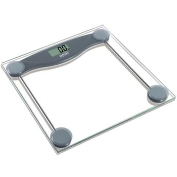 Balança Digital G-Tech Glass 10 com Visor LCD