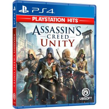 (APP) - Jogo Assassin's Creed: Unity - PS4