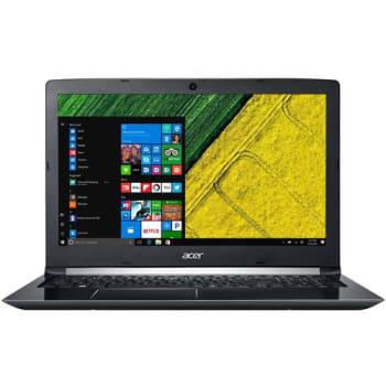 """Notebook Acer A515-41G-13U1 AMD A12 8GB (AMD Radecon RX540 com 2GB) 1TB Preto 15,6"""" Windows 10 - Preto"""