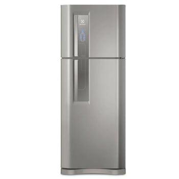 Refrigerador | Geladeira Electrolux Frost Free Inverter 2 Portas 427 Litros Inox - IF53X
