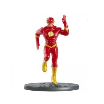 Mini Figura - 5 Cm - DC Comics - Liga da Justiça - The Flash - Mattel