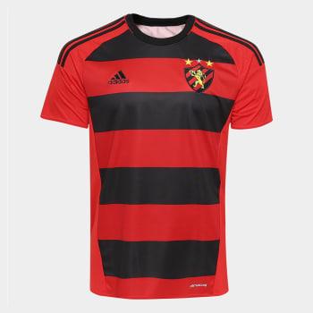 Camisa Sport Recife I 2016 s/nº - Torcedor Adidas Masculina