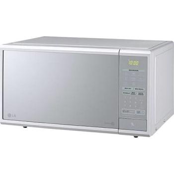 Micro-ondas 30 Litros LG MS3059L Espelhado com Painel Digital