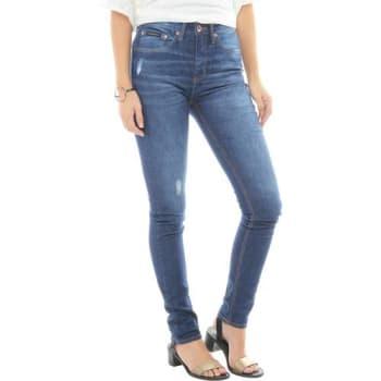 Calça Jeans Calvin Klein Jeans Super Skinny High Azul