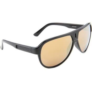 88e70e655dd42 Óculos De Sol Dragon Unissex Experience II Espelhado Dourado   Preto Único