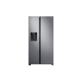 Geladeira Inverter Frost Free Samsung Side by Side com All Around Cooling™ e SpaceMax™ RS65R5411M9 617L Inox Look