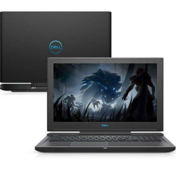 "Notebook Dell Gaming G7 7588-U10P i5-8300H 8GB RAM 1TB Tela Full HD 15.6"" GTX 1050 Ti 4GB Linux"