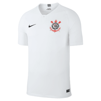 Camisa Nike Corinthians I 2018/19 Torcedor Masculina