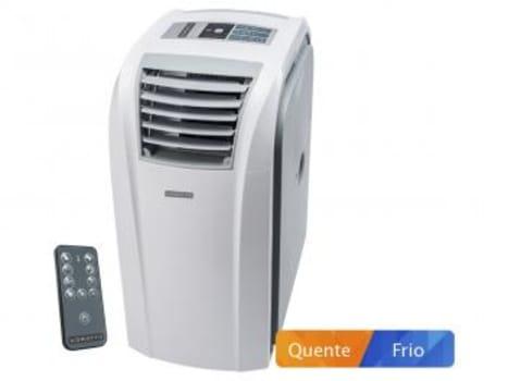 Ar-condicionado Portátil Agratto 9.000 BTUs - Quente/Frio ACP09QF com Controle Remoto - Magazine Ofertaesperta