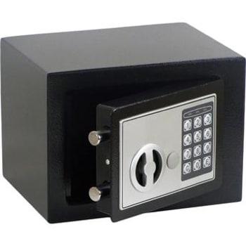 Cofre Eletrônico Super Tech com Teclado Digital e Chave 4,2L