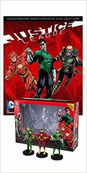 Box de Luxo - Dc Masterpiece Edição 4 - Liga da Justiça - Set 2