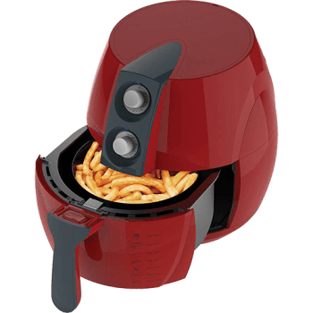 Fritadeira Sem Óleo Light Fryer - Frt541 Cadence -127 Vermelha