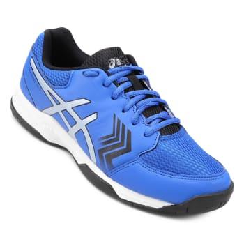 Tênis Asics Gel Dedicate 5A Masculino - Azul e Prata