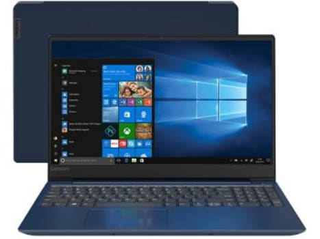 "Notebook Lenovo Ideapad 330S AMD Ryzen 7 8GB - 1TB LED 15.6"" Placa de Vídeo 2GB Windows 10"