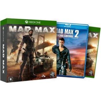 Jogo Xbox One Mad Max Avalanche Studios