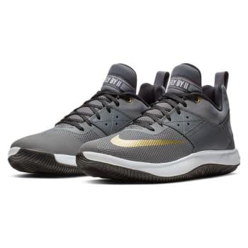 Tênis Nike Fly By Low II Masculino - Chumbo e Dourado