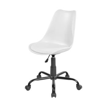 Cadeira para Escritório Carrefour Home Branca - HO302844