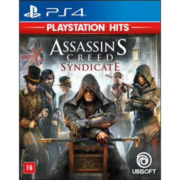 (APP) - Jogo Assassins Creed Syndicate - PS4