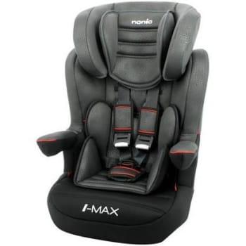 Cadeirinha para Auto Nania I-Max Cinza Suporta de 9 a 36Kg