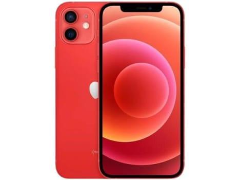 "iPhone 12 Apple 64GB - PRODUCT (RED) - Tela 6,1"" 12MP iOS - Magazine Ofertaesperta"