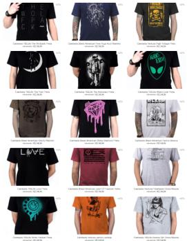 1c873b67cc 5 Camisetas por R$99 na Kanui em Promoção no Oferta Esperta