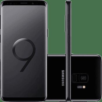 "Smartphone Samsung Galaxy S9 Dual Chip 4GB RAM Tela 5.8"""