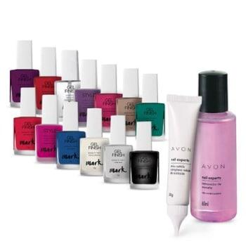 Kit Manicure - Avon