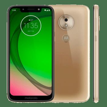 Smartphone Motorola Moto G7 Play XT1952-5 Ouro Edição Especial 32GB