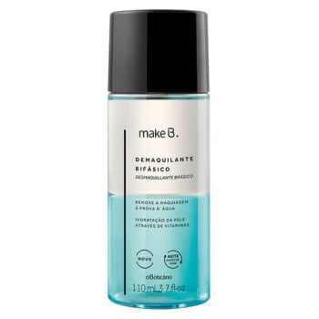 Make B. Demaquilante Bifásico 110ml