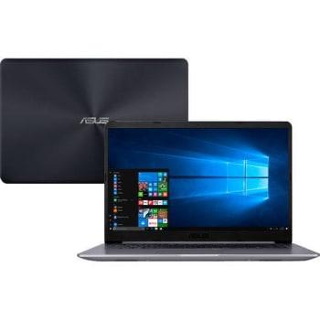 """Vivobook X510UR-BQ378T Intel Core i5 4GB Geforce 930MX 1TB Tela 15,6"""" Windows 10"""