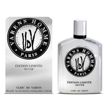 Ulric de Varens Perfume Masculino Homme Silver EDT 100ml