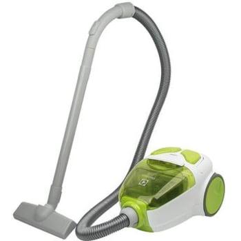 Aspirador de Pó Electrolux LIT21 1400W Sem Saco e com Filtro Hepa Verde e Branco