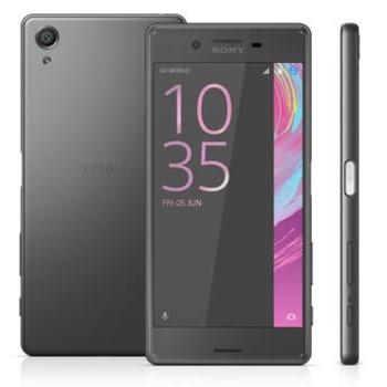 Smartphone Sony Xperia X F5122 Preto Dual Chip Android 6.0 4G Wi-Fi Câmera 23MP