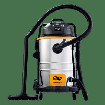 Aspirador de Pó e Água Wap GTW 50 Inox 220V