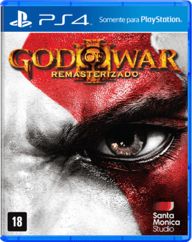 God Of War III - Remasterizado - PS4 (Cód: 8884795)