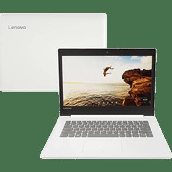 Notebook Lenovo Ideapad 320 Intel Core i5 4GB 500GB Tela 14'' HD Antireflexo Windows 10 - Branco
