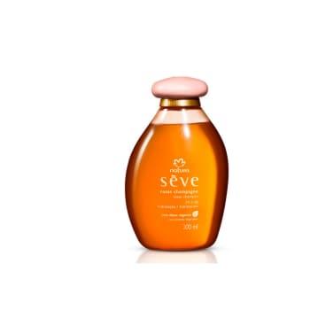 Óleo Desodorante Corporal Rosas Champagne Sève - 200ml