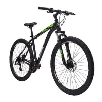 Bicicleta Ozark Trail Aro 29 Himalaia Black 24 Marchas Mountain Bike Câmbio Shimano T