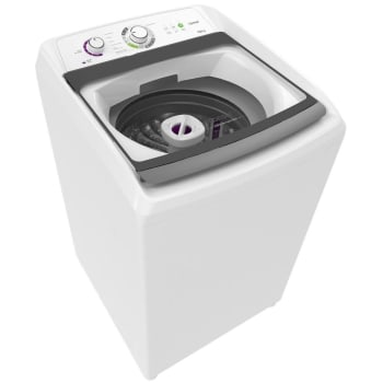 Máquina de Lavar Consul 12kg Dosagem Extra Econômica e Ciclo Edredom - CWH12AB