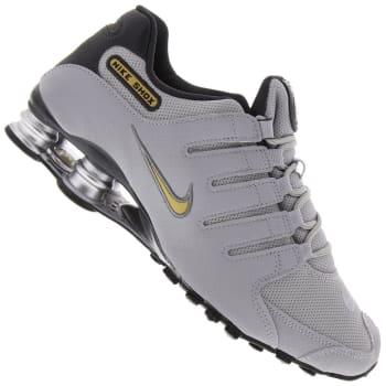 new product 63bd2 93d12 Tênis Nike Shox NZ SI - Masculino